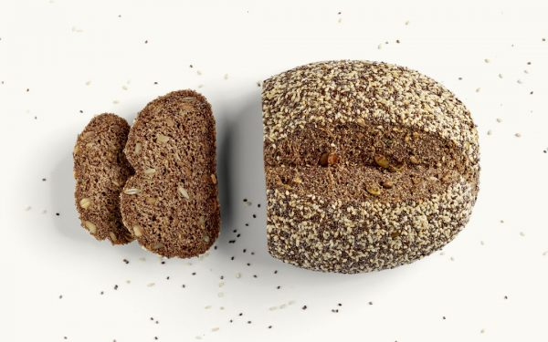 MEHL-OHNE Brot Sesam-Chia
