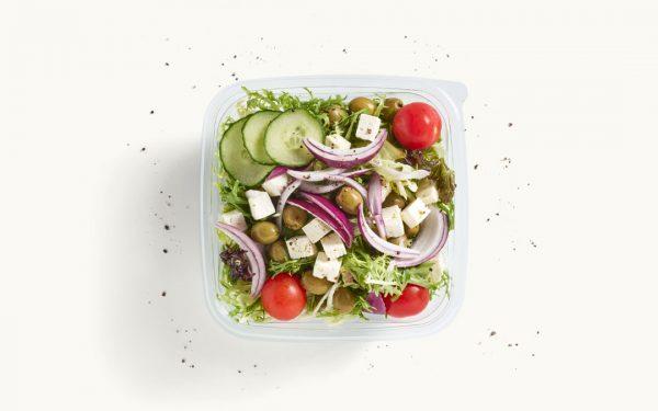Salat Griechische Art